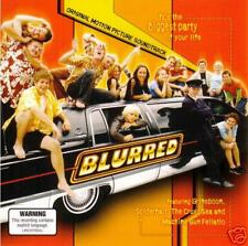 Blurred - 2002- Australian Original Movie Soundtrack CD