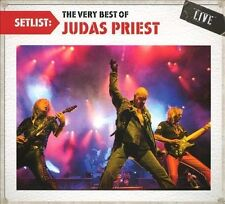JUDAS PRIEST - SETLIST: THE VERY BEST OF JUDAS PRIEST LIVE - CD - NEW