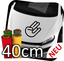 40cm The Shocker Tuning Decal Sticker Aufkleber Rally Tuning