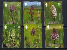 Jersey 2003. Wild Orchids SG1092/7  MNH