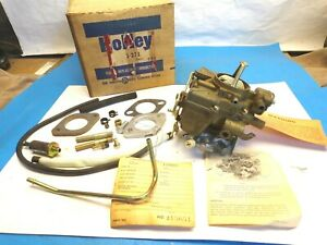 1062-70 Ford Holley Carburetor R7107 NOS Original  6R3625B 144,170,200,240,250