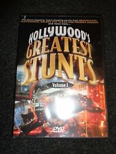 HOLLYWOOD'S GREATEST STUNTS-VOL 1-See how dangerous stunts are performed