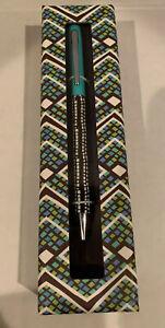 Vera Bradley Rain Forest Ball Point Pen Retail $18