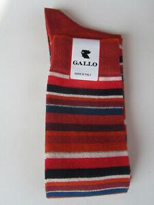 GALLO Calze Gambaletto CASHMERE UOMO TAGLIA unica 40-45