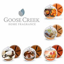 Goose Creek Wax Melts, 30 Scents to Choose From, Save 10% When You Buy 2+