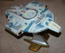 Star Trek DS9 - Electronic USS Defiant - Playmates Toys - Loose