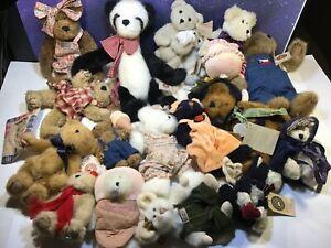 Boyd Bear collection stuffed animals plush toys