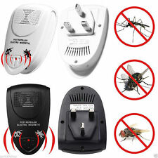 Electro Magnetic Ultrasonic Electronic Pest Repeller Bug Mosquito Insect