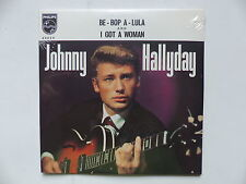 CD  single JOHNNY HALLYDAY Be bop a lula 988057