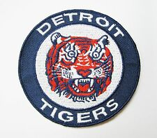 LOT OF (1) MLB BASEBALL DETROIT TIGERS EMBROIDERED PATCH (TYPE C) ITEM # 43