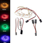 Remote LED Light Strip for RC Fixed Wing Airplane Flying Wing Plane