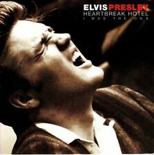"ELVIS PRESLEY - Heartbreak Hotel  EP 7"" 45"