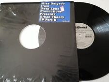 Disco Vinile 12'' Mike Delgado from Deep Zone / Urban theory ep Part II