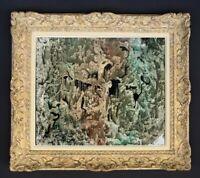 LILY MASSON (1920-2019) Fille du peintre André MASSON // Oeuvre Surréaliste (80)