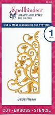 Spellbinder Shapeabilities Die-Lites : Garden Weave S2-006