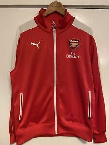 Mens Puma Arsenal Jacket Medium