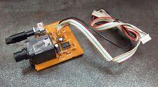 Denon DCM-555II CD Player REPAIR PART ~ Phones / Headphone PCB, Part 4U-1734-2