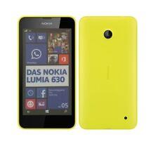 Nokia Lumia 630 in Yellow Handy Dummy Attrappe - Requisit, Deko, Ausstellung