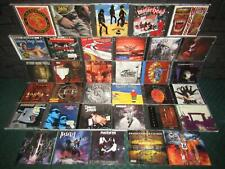 CD-Sammlung, Collection: Heavy Metal, Hard Rock, Speed & Trash etc. - 158 CD's