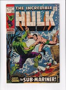 Hulk #118