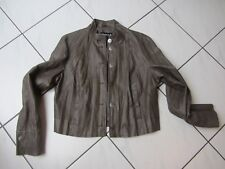 Betty Barclay Lederjacke  ++  neuwertig  ++  42