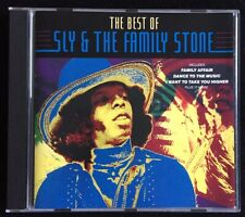 SLY & THE FAMILY STONE | BEST OF ... | ℗ 1992 EPIC / Sony - A MUST HAVE!