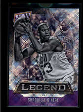 SHAQUILLE ONEAL 2016 PANINI THE NATIONAL #7 LSU LEGEND DIAMOND AWE #47/49 AB7812