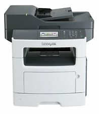 Lexmark MX517de Monochrome All-in One Laser Printer with Scan, Copy, Network