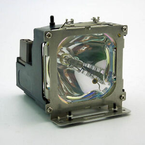 VLT-XL6600LP Replacement Lamp w/housing for MITSUBISHI FL6500U FL6600U