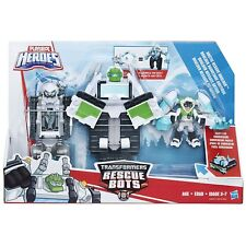Playskool Heroes Transformers Artic Boulder Rescue Bots Windchill Figure