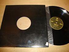 Yello - Goldrush - 12 inch single Record  NM VG+