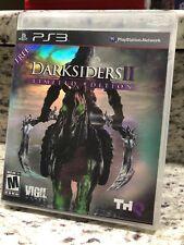 Darksiders II -- Limited Edition (Sony PlayStation 3, 2012)