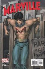 Marville #1 (of 6):  Marvel Comics