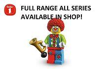 LEGO MINIFIGURES CIRCO CLOWN SERIE 1 (8683) Fabbrica SIGILLATI