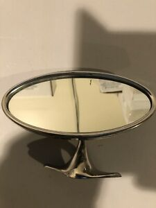 1940 Ford 1942-1948 Ford Closed Car Rear View Mirror Oval