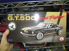 Acme 1/18 1967 Ford mustang shelby GT500 street fighter NIB