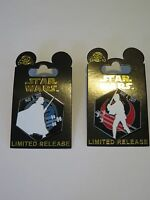 Disney Star Wars May the 4th & May 5th Exclusive Pins Set Limited Release 2017