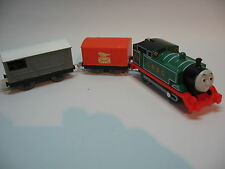 Lbsc Motorised Battery Engine Fits Wooden / Trackmaster Train Track ( Tomy )