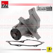 FAI WATER PUMP WP6112 FITS FORD COURIER FIESTA MAZDA 121 2 VOLVO C30 S40 V50