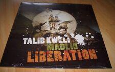 MADLIB LIBERATION TALIB KWELI VINYL LP FUNNY MONEY **MINT BANKSY FLAGS SLEEVE**