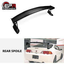 For Honda Integra DC5 Acura RSX MU Style Carbon Rear Trunk GT Spoiler Wing Parts