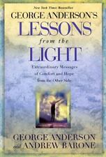 GEORGE ANDERSON'S LESSONS FROM THE LIGHT BOOK BY ANDERSON, GEORGE BRAND NEW