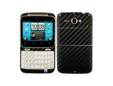 Skinomi Carbon Fiber Full Body + Screen Protector Film for HTC ChaCha
