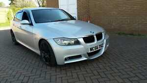 Bmw 320d m sport, long mot