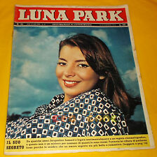 LUNA PARK 1963 n. 51 Jacqueline Sassard