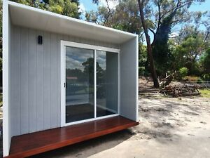 Portable Studio, Office, Retreat