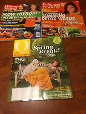 O MAGAZINES , Woman's World From 2017 Lot Of 3. SEE PICTURES.