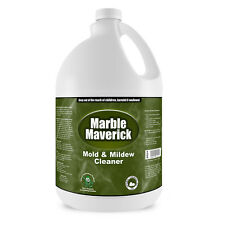 Non Toxic Marble & Travertine Mold & Mildew Cleaner, Marble Maverick 1 Gallon
