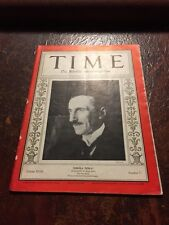 MAGAZINE  Time  NIKOLA TESLA    July 20  1931