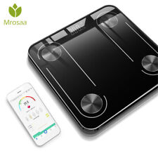 bluetooth Smart LCD Digital Bahroom Scales Electronic Body Fat Weight Scale